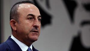 Son dakika haberi: Bakan Çavuşoğlundan Cumhurbaşkanı Erdoğanı hedef alan sözlere sert tepki: Kabul edilemez