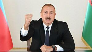 Son dakika haberi: Azerbaycan Cumhurbaşkanı Aliyevden ateşkesi bozan Ermenistana sert uyarı
