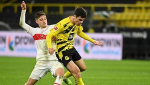 Stuttgart, deplasmanda Borussia Dortmundu 5 golle geçti