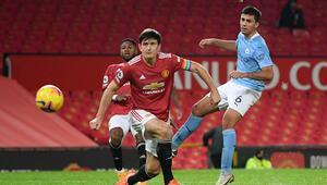 Manchester derbisi golsüz sona erdi