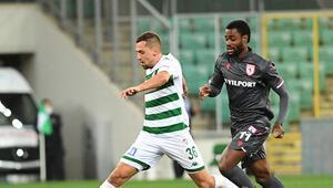Bursaspor 3-0 Yılport Samsunspor