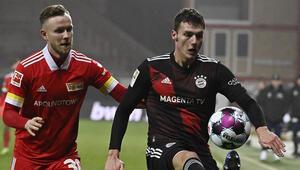 Bayern Münih, deplasmanda Union Berlin ile 1-1 berabere kaldı