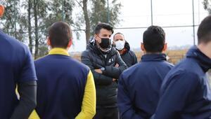 Menemenspor'un konuğu İstanbulspor Sahamızda kayıp istemiyoruz...