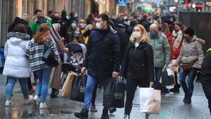 Almanyada yeni koronavirüs önlemleri 10 Ocaka kadar geçerli olacak