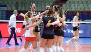 Misli.com Sultanlar Ligi | Beylükdüzü Voleybol İhtisas 0-3 Galatasaray HDI Sigorta
