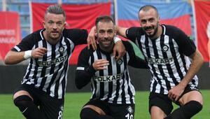 Adanaspor: 1 - Altay: 4