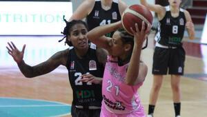 Bellona Kayseri Basketbol: 91 - Beşiktaş HDI Sigorta: 87