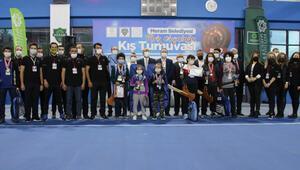 Konyada 1. Geleneksel Türk Okçuluk Kış Turnuvası sona erdi