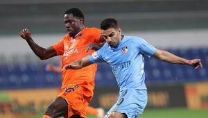 Medipol Başakşehir 1-2 Gaziantep Futbol Kulübü (Maç sonucu ve özeti)