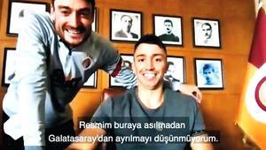 Son Dakika Haberi | Galatasarayda Fernando Muslera: Fotoğrafım asılmadan ayrılmayacağım