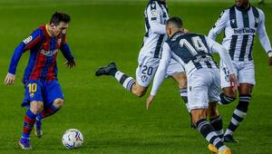 Barcelona: 1 - Levante: 0