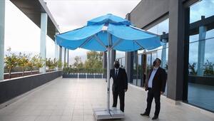 Güneş şemsiyeleri güneşten elektrik üretecek