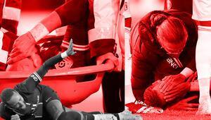 Son Dakika | PSG - Lyon maçında Neymarın korkunç sakatlığı Kulüpten gelen ilk açıklama karamsar...