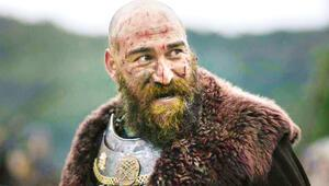 Viking Kralı Guthrum rolünde