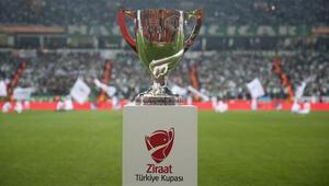 Ziraat Türkiye Kupasında 5. tur maçları yarın 5 karşılaşmayla başlayacak