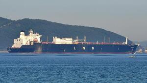ABDden yola çıkan LNG gemisi 26 Aralıkta Türkiyeye ulaşacak