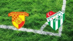 Göztepe 2 sezon sonra Bursasporu ağırlayacak Ziraat Türkiye Kupası...