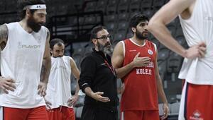 Bahçeşehir Kolejinin konuğu Umana Reyer ULEB Avrupa Kupası...