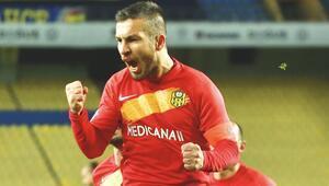 Yeni Malatyaspor 6 maç sonra deplasmanda kazandı