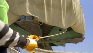 Akkuyu NGS'nin 2'nci ünitesinde yer alan kor tutucunun montajı yapıldı