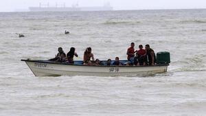 Venezuela açıklarında göçmenleri taşıyan bot battı: 14 kişi hayatını kaybetti