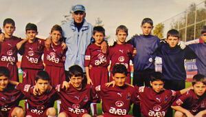 Trabzonda Özkan Sümer Futbol Akademisi açılıyor