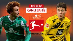 Almanya Bundesliga CANLI YAYINLA Misli.comda Stuttgarttan 5 yiyen Dortmundun iddaa oranı...