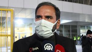 Sivasspor Kulübü Başkanı Mecnun Otyakmaz: Bizim için önemli bir karşılaşmaydı gerçekten üzgünüz