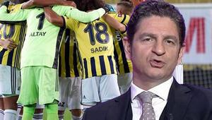 Güntekin Onaydan flaş Fenerbahçe iddiası Beşiktaş, Galatasaray ve Trabzonspor...