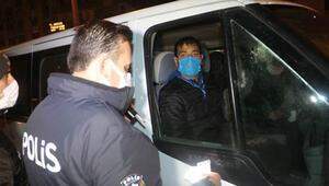 Adanada sokağa çıkma kısıtlamasına uymayan 7 kişiye para cezası uygulandı