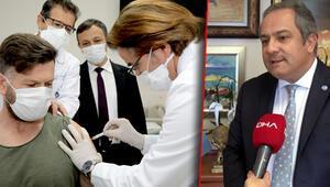 Son dakika haberler: Prof. Dr. Mustafa Necmi İlhan: Günde 1,5 milyon kişiye koronavirüs aşısı yapılması planlanıyor