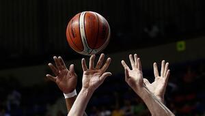 Basketbolda erteleme maçları yarın yapılacak