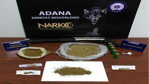Adana'da uyuşturucu ticaretine 26 tutuklama