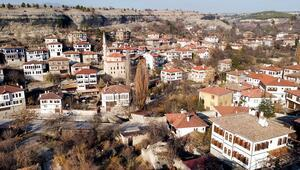 Safranbolu UNESCO ile çekim merkezi oldu