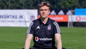 Son dakika haberi | Beşiktaş, Rıdvan Yılmazla 5 yıllık sözleşme imzaladı