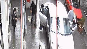 Son dakika haberler: Şişlide Libyalı aileye kapkaççı şoku Kovalamaca kamerada