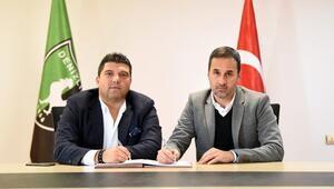 Son dakika | Yalçın Koşukavak, Denizlispor ile sözleşme imzaladı Sezon sonuna kadar...