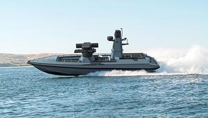 İlk Silahlı İnsansız Deniz Aracının prototipi denize iniyor