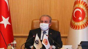 TBMM Başkanı Şentop, APA Başkanlık Divanı heyetini kabul etti