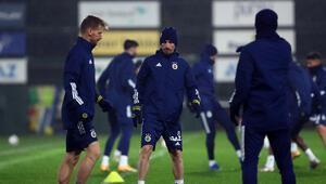 Fenerbahçe, Karacabey Belediyespor maçı hazırlıklarını tamamladı