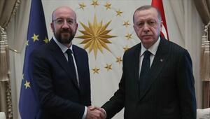 Son dakika haberi: Cumhurbaşkanı Erdoğan, Charles Michel ile telefonda görüştü