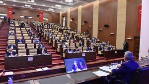 Meclis'te gündem Mimarlar Odası'ydı