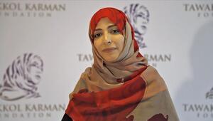 Nobel ödüllü aktivist Kermanın evine ve ofisine el kondu