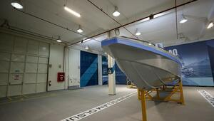 Türkiyenin ilk yerli silahlı insansız deniz aracının prototipi üretildi