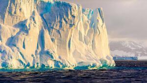 Dev buz dağı koptu, geliyor Felaket kapıda