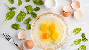 Pandemide Mutlu Hissettiren Üçlü: Ispanak, Süt, Yumurta