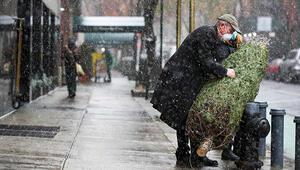 ABDnin doğu yakası sezonun ilk kar fırtınasına hazırlanıyor