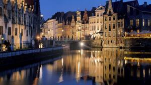 Geçmişi ve bugünü yaşatan Belçika şehri: Gent
