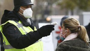 Bir günde 952 kişi öldü... Virüs Almanya'yı etkisi altına aldı