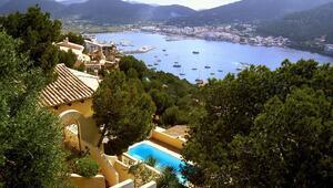 Mallorca Adasının cazibe merkezi Port Dandratx